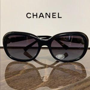 CHANEL 5286 C-501/S6 sunglasses